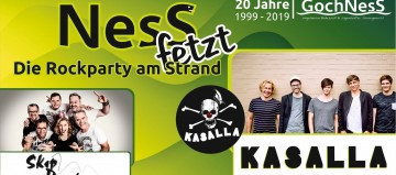 Ness fetzt - Die Rockparty am Strand