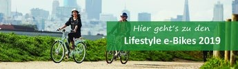 Lifestyle e-Bike 2019