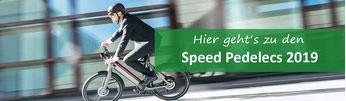 S-Pedelecs / Speed-Pedelecs 2019